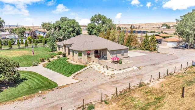 2940 G Road, Grand Junction, CO 81504 (MLS #20213952) :: The Grand Junction Group with Keller Williams Colorado West LLC