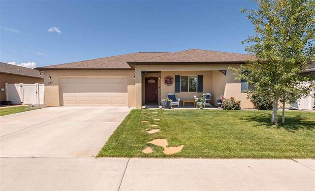 647 Tammera Lane, Grand Junction, CO 81505 (MLS #20213964) :: The Grand Junction Group with Keller Williams Colorado West LLC