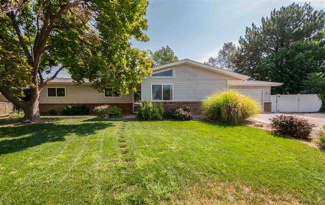 558 Peachwood Drive, Grand Junction, CO 81504 (MLS #20213969) :: The Grand Junction Group with Keller Williams Colorado West LLC