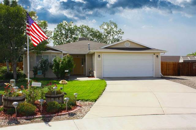 3125 N Teal Court, Grand Junction, CO 81504 (MLS #20213979) :: The Kimbrough Team | RE/MAX 4000