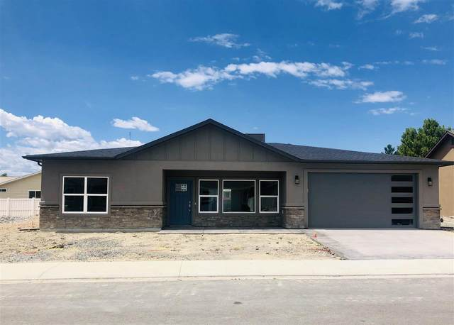 375 Sage Way, Grand Junction, CO 81501 (MLS #20213983) :: The Grand Junction Group with Keller Williams Colorado West LLC
