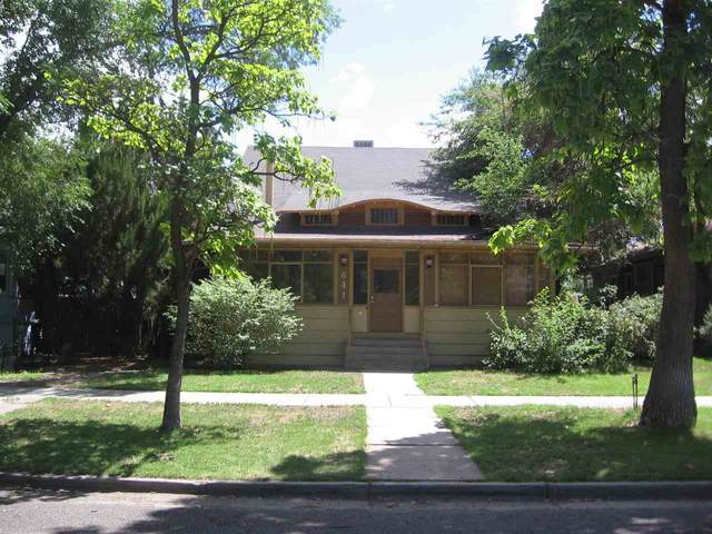 841 Ouray Avenue, Grand Junction, CO 81501 (MLS #20214022) :: The Kimbrough Team | RE/MAX 4000