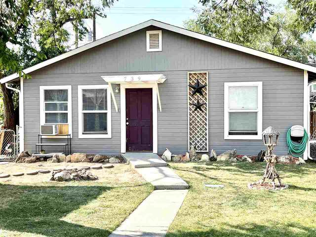 739 Belford Avenue, Grand Junction, CO 81501 (MLS #20214025) :: The Kimbrough Team | RE/MAX 4000
