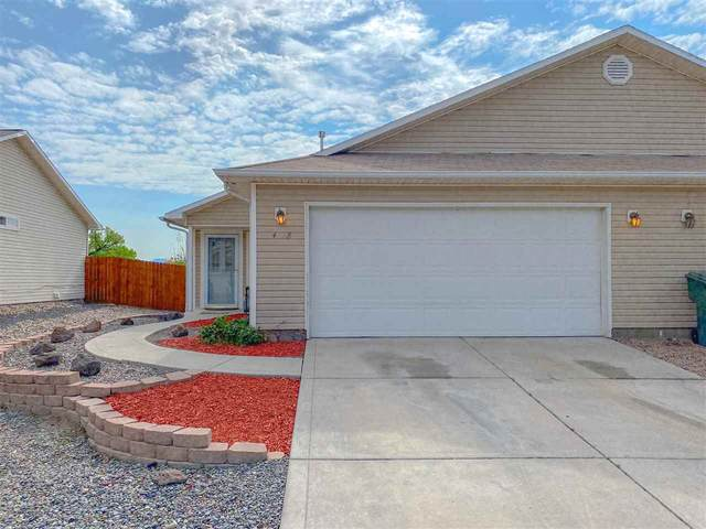 422 Broken Arrow Drive B, Grand Junction, CO 81504 (MLS #20214026) :: Lifestyle Living Real Estate