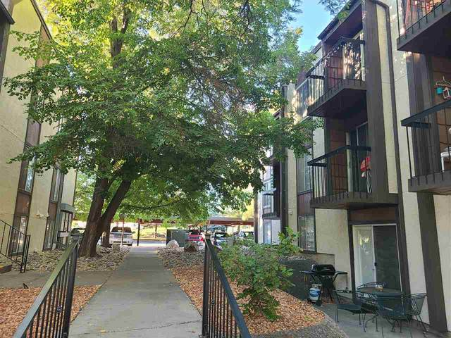 3154 Lakeside Drive #302, Grand Junction, CO 81506 (MLS #20214029) :: Lifestyle Living Real Estate