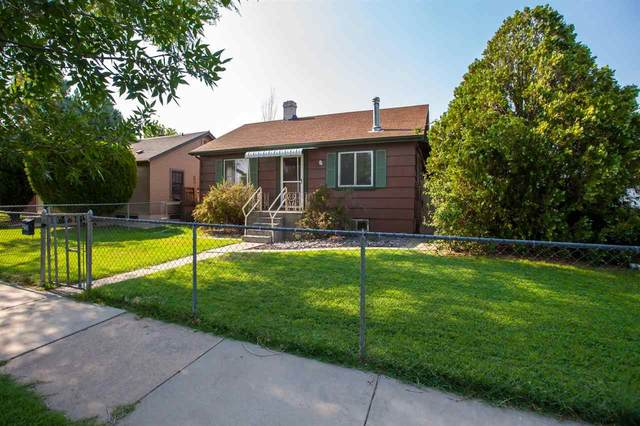 251 Belford Avenue, Grand Junction, CO 81501 (MLS #20214037) :: The Christi Reece Group