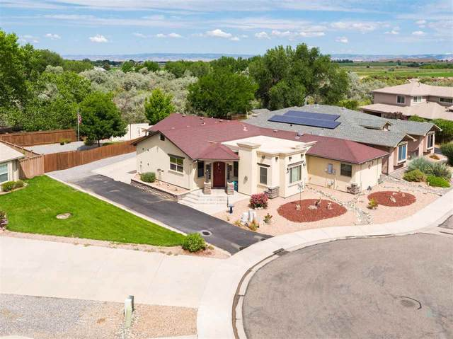 1242 Santa Fe Circle, Fruita, CO 81521 (MLS #20214041) :: Lifestyle Living Real Estate