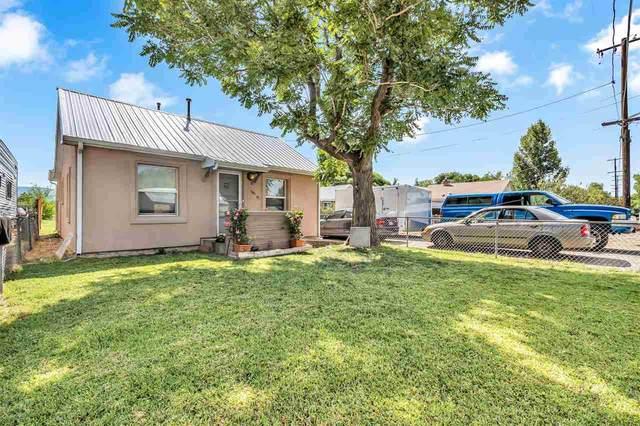 290 1/2 Mountain View Street, Grand Junction, CO 81503 (MLS #20214053) :: The Danny Kuta Team