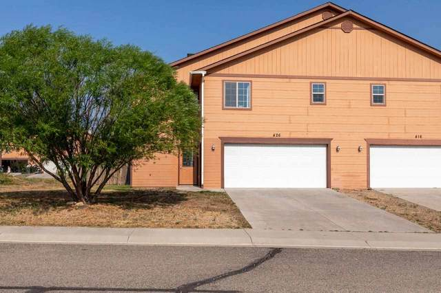 426 Charles Avenue, De Beque, CO 81630 (MLS #20214060) :: The Grand Junction Group with Keller Williams Colorado West LLC