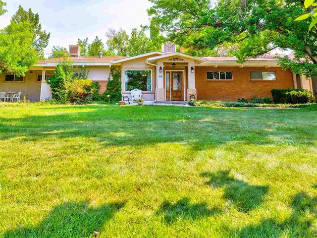 662 Larkspur Lane, Grand Junction, CO 81506 (MLS #20214069) :: Lifestyle Living Real Estate