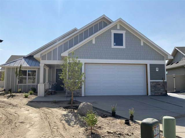2361 Golden Apple Drive, Grand Junction, CO 81507 (MLS #20214120) :: The Kimbrough Team | RE/MAX 4000