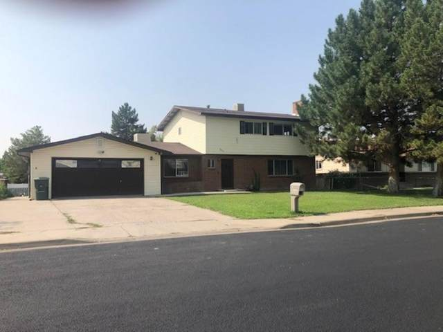 2853 Picardy Drive, Grand Junction, CO 81501 (MLS #20214138) :: Lifestyle Living Real Estate