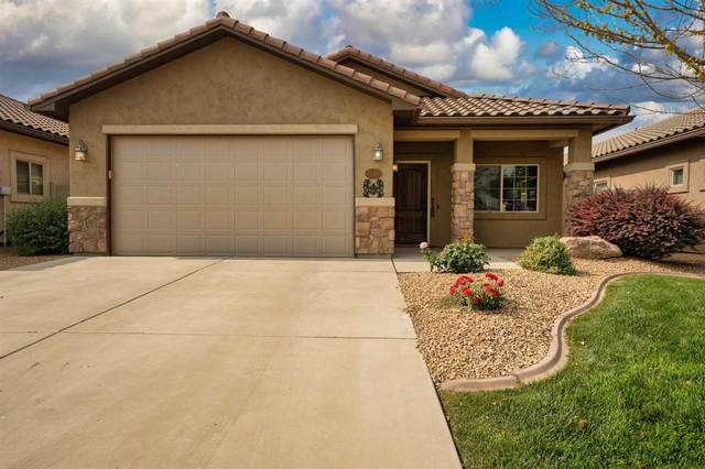 2839 1/2 Kelso Mesa Drive, Grand Junction, CO 81503 (MLS #20214156) :: The Kimbrough Team | RE/MAX 4000