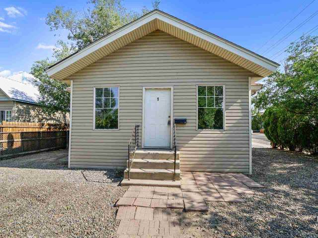 125 S 11th Street, Grand Junction, CO 81501 (MLS #20214167) :: The Kimbrough Team | RE/MAX 4000