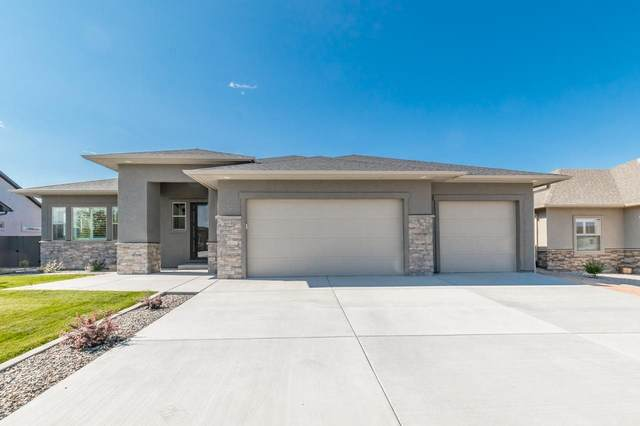 2823 Hollow Way, Grand Junction, CO 81506 (MLS #20214182) :: Michelle Ritter