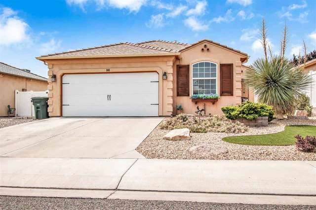 585 Pacino Way, Grand Junction, CO 81501 (MLS #20214183) :: The Kimbrough Team | RE/MAX 4000