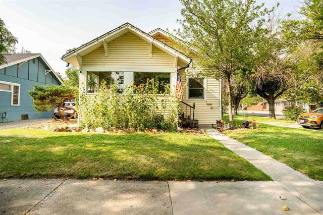 960 Hill Avenue, Grand Junction, CO 81501 (MLS #20214226) :: The Kimbrough Team | RE/MAX 4000