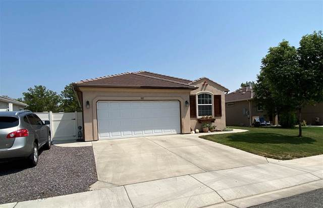 592 Sinatra Way, Grand Junction, CO 81501 (MLS #20214227) :: The Kimbrough Team | RE/MAX 4000