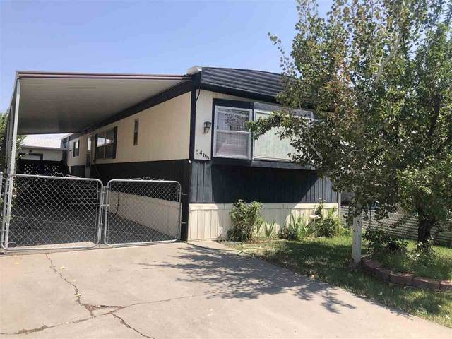 546 1/2 Normandy Way, Grand Junction, CO 81501 (MLS #20214236) :: The Kimbrough Team | RE/MAX 4000