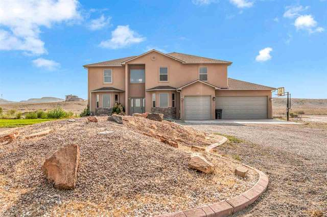 1108 Dyer Road, Whitewater, CO 81527 (MLS #20214257) :: Lifestyle Living Real Estate