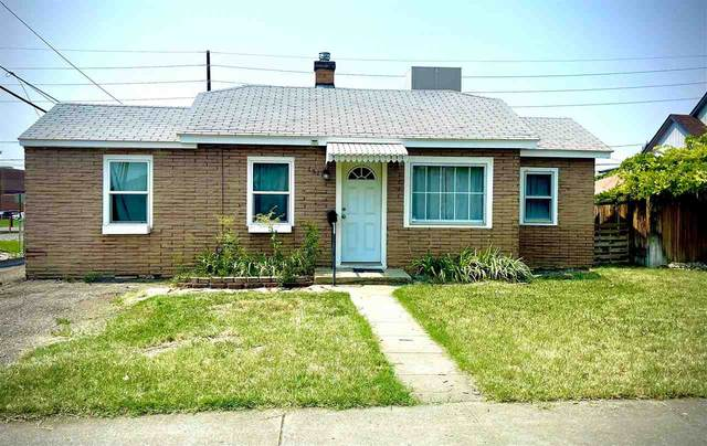 1511 N 7th Street, Grand Junction, CO 81501 (MLS #20214282) :: CENTURY 21 CapRock Real Estate