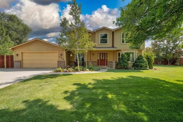 736 Ranch Road, Grand Junction, CO 81505 (MLS #20214283) :: The Danny Kuta Team
