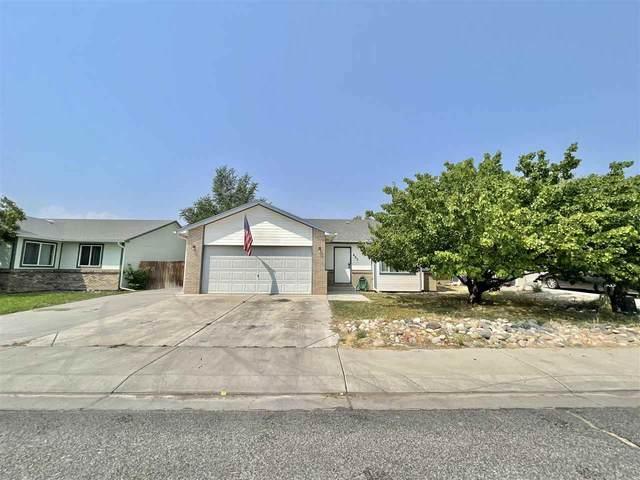 463 N Sun Court, Grand Junction, CO 81504 (MLS #20214289) :: Michelle Ritter