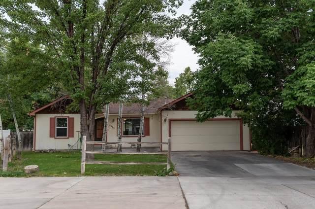 2533 Pinyon Avenue, Grand Junction, CO 81501 (MLS #20214311) :: Michelle Ritter