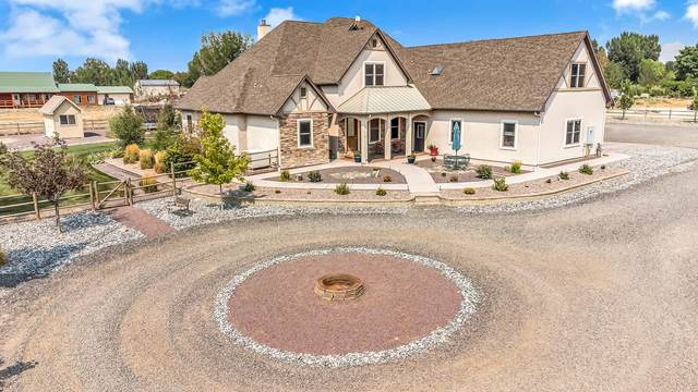 1211 Signal Rock Road, Grand Junction, CO 81505 (MLS #20214331) :: The Kimbrough Team | RE/MAX 4000