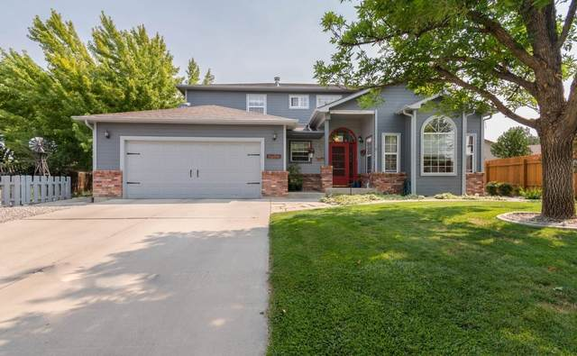 756 Cambridge Court, Grand Junction, CO 81506 (MLS #20214335) :: The Kimbrough Team | RE/MAX 4000