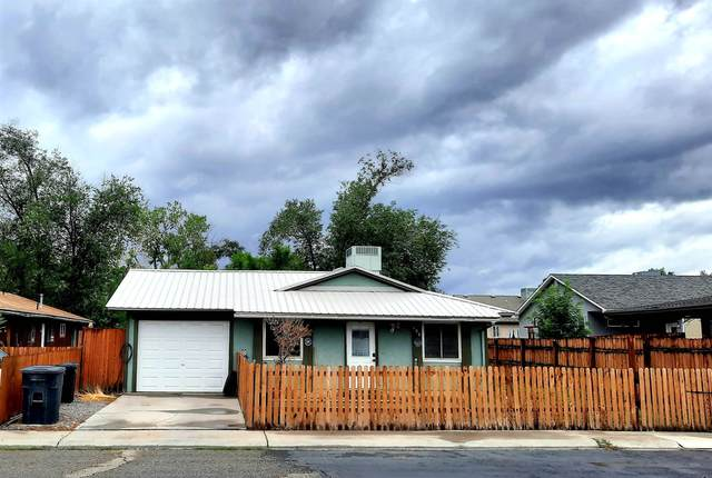 409 Bristol Court, Grand Junction, CO 81504 (MLS #20214364) :: The Kimbrough Team   RE/MAX 4000