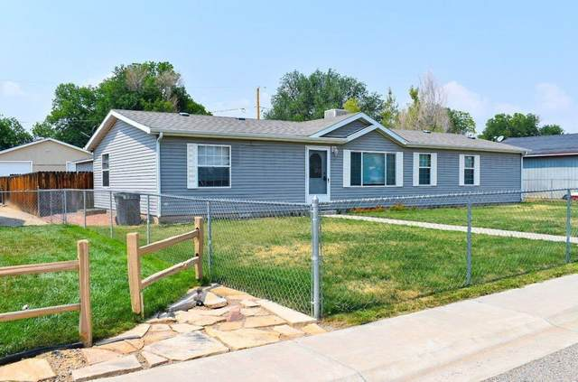 261 Curtis Avenue, De Beque, CO 81630 (MLS #20214366) :: The Grand Junction Group with Keller Williams Colorado West LLC