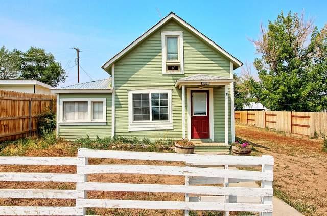 10911 Highway 65, Mesa, CO 81643 (MLS #20214373) :: CENTURY 21 CapRock Real Estate