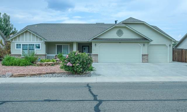 423 Amethyst Drive, Fruita, CO 81521 (MLS #20214379) :: Lifestyle Living Real Estate