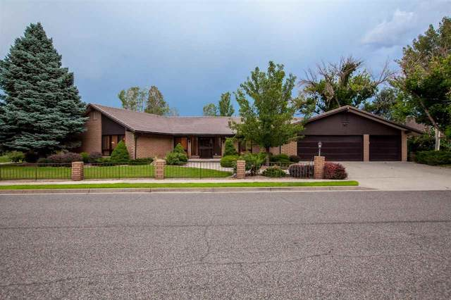 1633 Crest View Court, Grand Junction, CO 81506 (MLS #20214390) :: Michelle Ritter