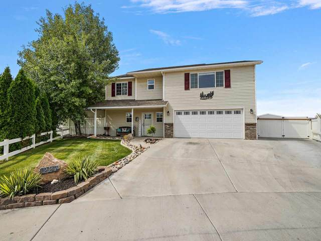 227 Arlington Drive, Grand Junction, CO 81503 (MLS #20214400) :: The Kimbrough Team | RE/MAX 4000