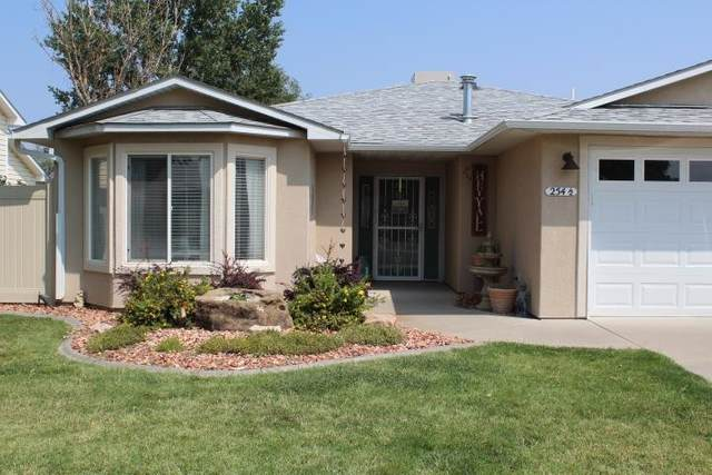 254 1/2 E Gloucester Circle, Grand Junction, CO 81503 (MLS #20214404) :: The Kimbrough Team | RE/MAX 4000