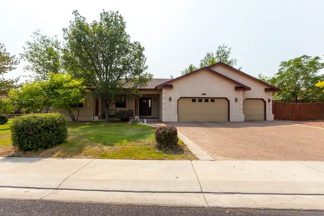 2025 Wrangler Way, Grand Junction, CO 81507 (MLS #20214409) :: The Kimbrough Team | RE/MAX 4000