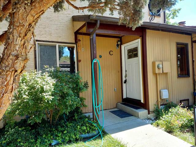 556 W Good Hope Circle C, Clifton, CO 81520 (MLS #20214413) :: Michelle Ritter