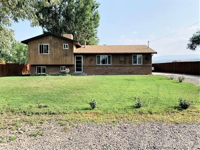 2755 B Road, Grand Junction, CO 81503 (MLS #20214415) :: Michelle Ritter