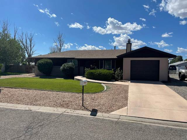 3187 Elm Avenue, Grand Junction, CO 81504 (MLS #20214417) :: The Joe Reed Team