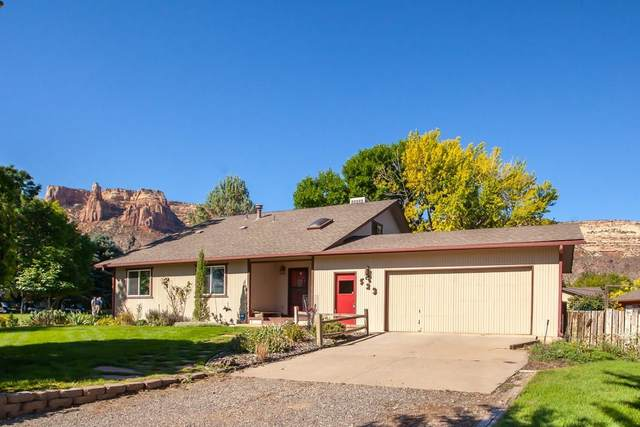 523 Liberty Cap Court, Grand Junction, CO 81507 (MLS #20214422) :: Lifestyle Living Real Estate