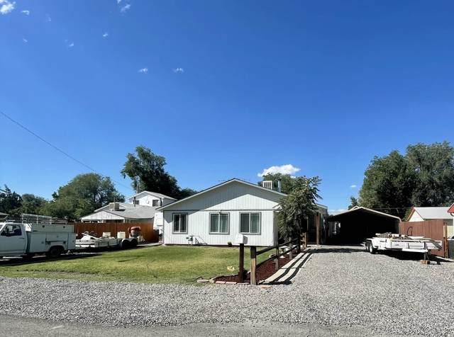 316 Epps Drive, Grand Junction, CO 81501 (MLS #20214433) :: Lifestyle Living Real Estate