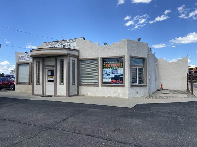 2302 Highway 6&50, Grand Junction, CO 81505 (MLS #20214435) :: The Christi Reece Group