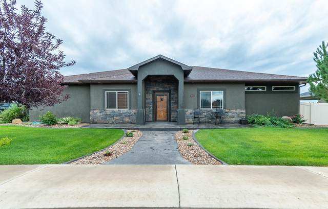 901 Kami Circle, Grand Junction, CO 81506 (MLS #20214440) :: Michelle Ritter