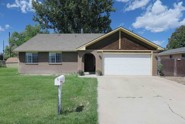 601 Pioneer Road, Grand Junction, CO 81504 (MLS #20214448) :: The Kimbrough Team | RE/MAX 4000