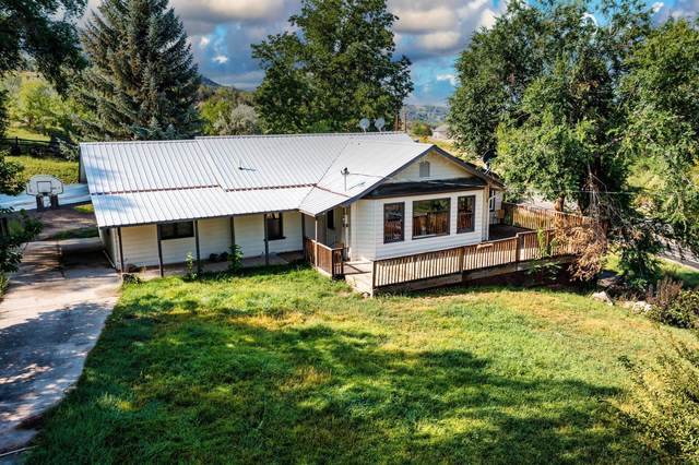 54313 Highway 330, Collbran, CO 81624 (MLS #20214451) :: Lifestyle Living Real Estate