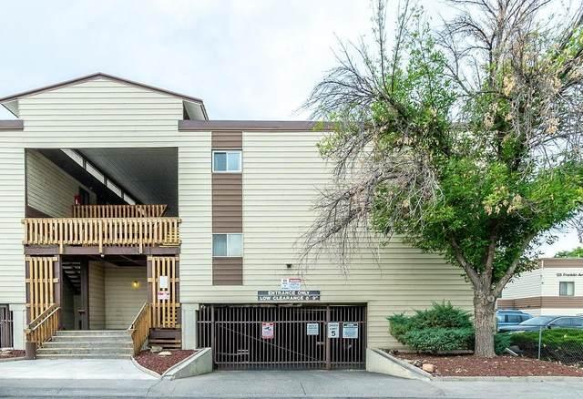 125 Franklin Avenue #202, Grand Junction, CO 81505 (MLS #20214456) :: Michelle Ritter