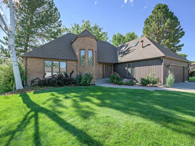 3725 Elderberry Circle, Grand Junction, CO 81506 (MLS #20214467) :: The Kimbrough Team   RE/MAX 4000
