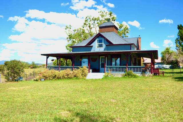 12716 58 Road, Collbran, CO 81624 (MLS #20214468) :: Lifestyle Living Real Estate